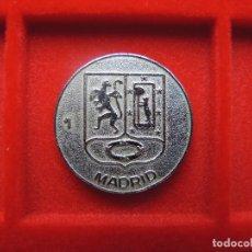 Monedas locales: FICHA - TOKEN 'FILIPINOS', ESCUDO DE MADRID. Lote 117979051