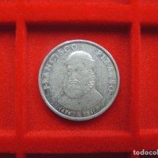 Monedas locales: FICHA - MEDALLA FRANCISCO PIZARRO, ESCUDO HERÁLDICO. Lote 117980335