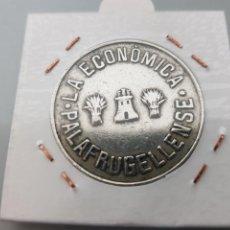 Monedas locales: 5 PESETAS FICHA COOPERATIVA LA ECONOMICA PALAFRUGELLENSE MUY RARA. Lote 118660810