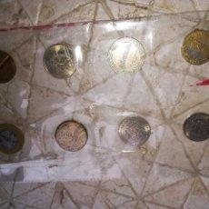 Monedas locales: COLECCIÓN FICHA MONEDA TOKEN. TELÉFONO. MONEDA. Lote 121384299