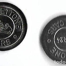 Monedas locales: FICHA --GETTONE MINI CARS 29R24--. Lote 121596647