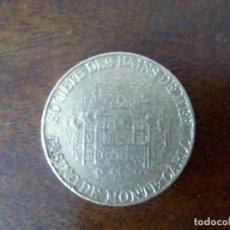Monedas locales: FICHA CASINO MONTECARLO. VALOR 5.. Lote 128247991