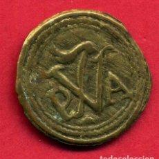 Monedas locales: MONEDA PELLOFA DE GIRONA , GERONA , MBC+ , ORIGINAL , B18. Lote 128351999