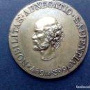 Monedas locales: MONEDA ROCHE 1896-NOBILITAS-ABNEGACIO-SAPIENTA,399 AJ.-469 AJ. (DIAMETRO 3,8CM.). Lote 128372211