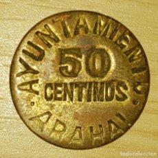 Monedas locales: SERIE COMPLETA DEL ARAHAL. Lote 131124568