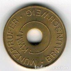 Monedas locales: FICHA - TOKEN - JETÓN - ALEMANIA - KARL W. MULLER. Lote 131292915