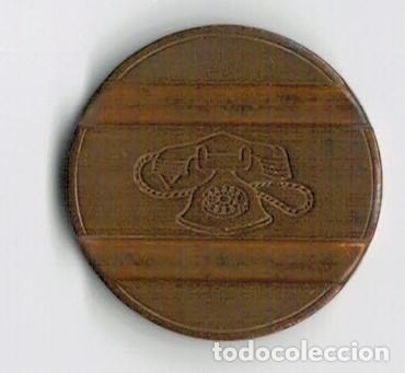 Monedas locales: GETTONE TELEFÓNICO - ITALIA - FICHA TELÉFONO - 7810 - Foto 2 - 131293295