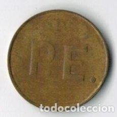 Monedas locales: FICHA - TOKEN - JETÓN - INGLATERRA - GRAN BRETAÑA - P. E.. Lote 131294179