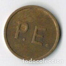 Monedas locales: FICHA - TOKEN - JETÓN - INGLATERRA - GRAN BRETAÑA - P. E.. Lote 131294355