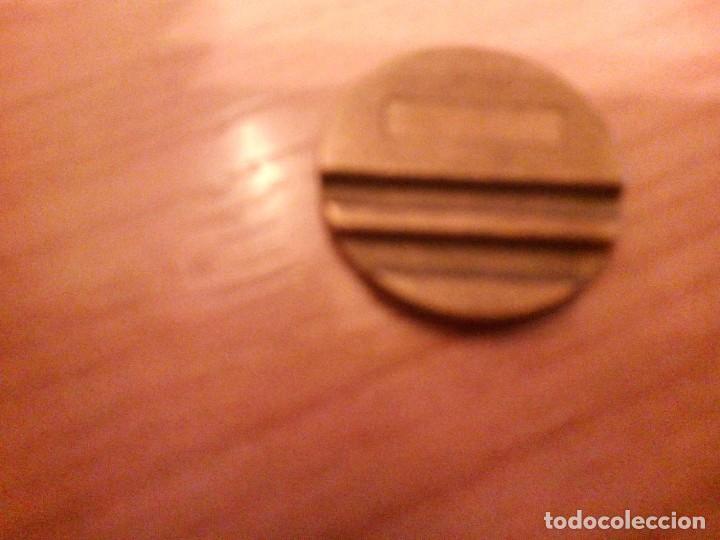 Monedas locales: Token de fichas de gasolinera - Foto 2 - 131379494