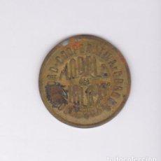 Monedas locales: U.C.B. SOCIEDAD COOPERATIVA OBRERA MODELO SIGLO XX - SANS - BARCELONA - 5 CTS. - L-1717. Lote 132500430