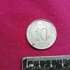 Monedas locales: FICHA DE CATECISMO PARROQUIAL. Lote 132565666