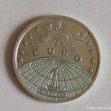 Monedas locales: MONEDA DE 1 EURO DE PLATA. CODORNIU. 1551-1872. DEL AÑO 1999. SIN CIRCULAR. BUEN ESTADO.. Lote 132655866