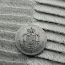 Monedas locales: FICHA CASINO UNA PESETA. Lote 132797498
