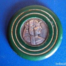 Monedas locales: (FCP-3)FICHA DE 100 PTAS EN BAQUELITA Y PLATA , CASINO RABASSADA , Nº 14. Lote 133088134