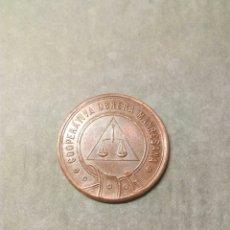 Monedas locales: COOPERATIVA OBRERA MANRESANA. 1 PESETA. Lote 133641973