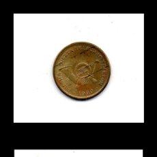 Monedas locales: POLONIA, FICHA TELEFONO, TELEGRAFO 1990 (SERIE A). Lote 134749978