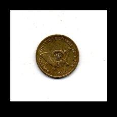 Monedas locales: POLONIA, FICHA TELEFONO, TELEGRAFO 1990 (SERIE A).. Lote 134750518
