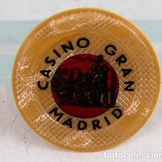Monedas locales - Ficha de casino, Casino Gran Madrid, 1000 pesetas - 144264154