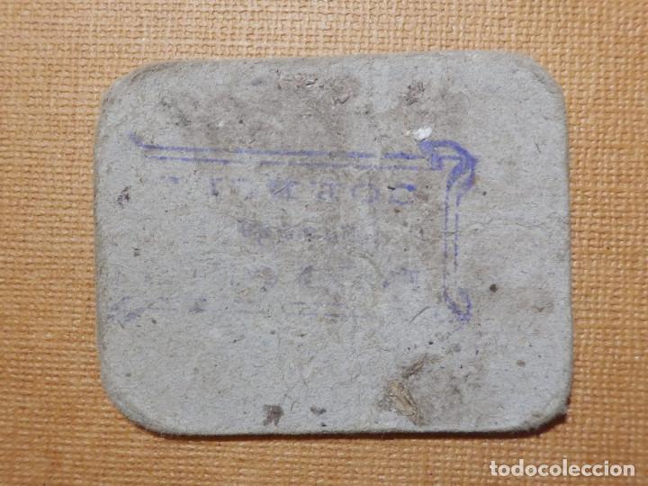Monedas locales: Panificadora Meliton Catalán - Corella - Logroño - Vale por 1 Kilo - Kg.- de pan - Guerra civil - - Foto 2 - 138481682
