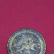 Monedas locales: FICHA/JETÓN/TOKEN. FICHA FRANCESA DE CONSUMO.. Lote 139735150