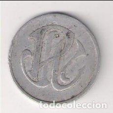 Monedas locales: 10 CÉNTIMOS DE LA COLONIA PALÁ DE PUIGREIG DE 1923. ALUMINIO. ESCASA. ANTONI LÓPEZ-3123. (C32). Lote 142191346