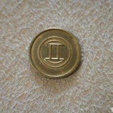 Monedas locales: FICHA A IDENTIFICAR. Lote 142326060