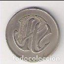 Monedas locales: 50 CÉNTIMOS DE LA COLONIA PALÁ DE PUIGREIG DE 1923. ESCASA. CATÁLOGO ANTONI LÓPEZ-3124. (C131). Lote 142425774