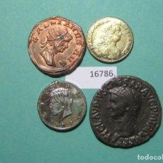 Monedas locales: LOTE REPRODUCCIONES MODERNAS DE MONEDAS. Lote 143106854