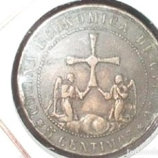 Monedas locales: ASTURIAS. FICHA 5 CÉNTIMOS COCINA ECONÓMICA DE OVIEDO. . Lote 143160054