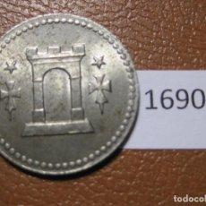 Monedas locales: BITBURG ALEMANIA, 10 PFÉNNIG 1919, MONEDA DE NECESIDAD, FICHA, NOTGELD, TOKEN, JETÓN. Lote 143194362