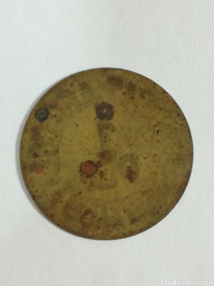 Monedas locales: MONEDA SINDICAT AGRICOL MUNTAGUT (MONTAGUT I OIX) 1937 - Foto 2 - 143765193