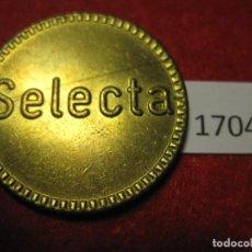 Monedas locales: FICHA CAFE, ALEMANIA, CONSUMICIÓN, MONEDA DE NECESIDAD, TOKEN, JETÓN. Lote 143942010