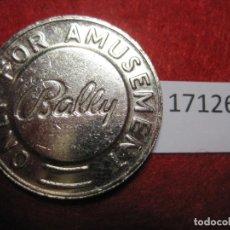 Monedas locales: FICHA, TOKEN, JETÓN. Lote 143942138