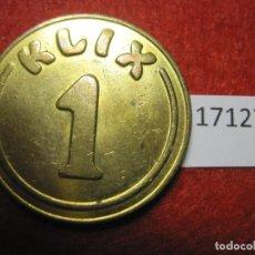 Monedas locales: FICHA, TOKEN, JETÓN. Lote 143942142