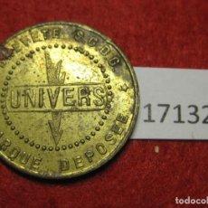 Monedas locales: FICHA, TOKEN, JETÓN. Lote 143942206