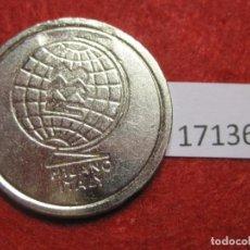 Monedas locales: FICHA TELEFÓNICA, MILANO ITALY, TOKEN, JETÓN. Lote 143942338