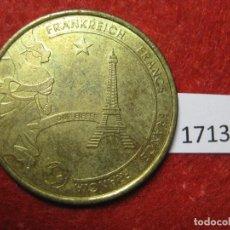 Monedas locales: FICHA, TOKEN, JETÓN. Lote 143942374