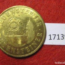 Monedas locales: FICHA, TOKEN, JETÓN. Lote 143942398
