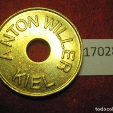Monedas locales: FICHA, TOKEN, JETÓN. Lote 143942510