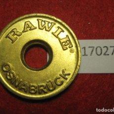 Monedas locales: FICHA, TOKEN, JETÓN. Lote 143942526