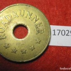 Monedas locales: FICHA, TOKEN, JETÓN. Lote 143942534