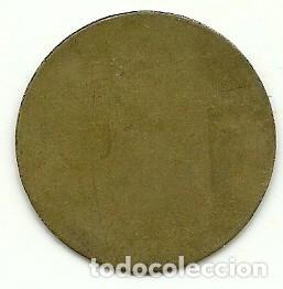 Monedas locales: (FCP-22)FICHA 2 PTES. PAU PAPIOL - CONSTANTI - TARRAGONA - Foto 2 - 147042634