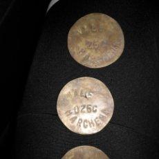 Monedas locales - MONEDA Marchena 25C y 025C lote de 3. - 148734841