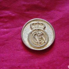 Monedas locales: FICHA DE 1 ECU ESCUDO DEL REAL MADRID. Lote 149967304