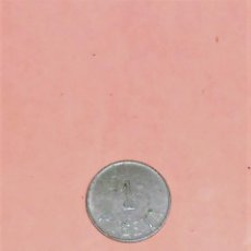Monedas locales: MONEDA COOPERATIVA UNA PESETA LA GUIXOLENSE SAN FELIU DE GUIXOLS . Lote 151456882