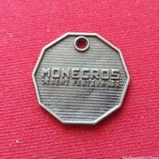 Monedas locales: MONEGROS. DESERT FESTIVAL II, MONEGRINO. Lote 151532716