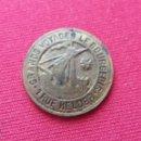 Monedas locales: GRANDS VOYAGES LE BOURGEOIS. 1 RUE HELDER. FICHA O CHAPA FRANCESA.. Lote 151533496
