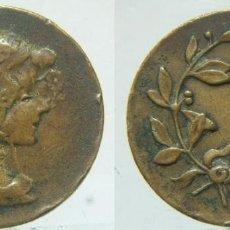 Monedas locales: FICHA O TOKEN PARA IDENTIFICAR. Lote 151564698