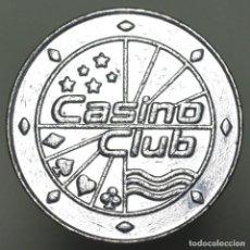 Monedas locales: FICHA CASINO CLUB. Lote 153349698